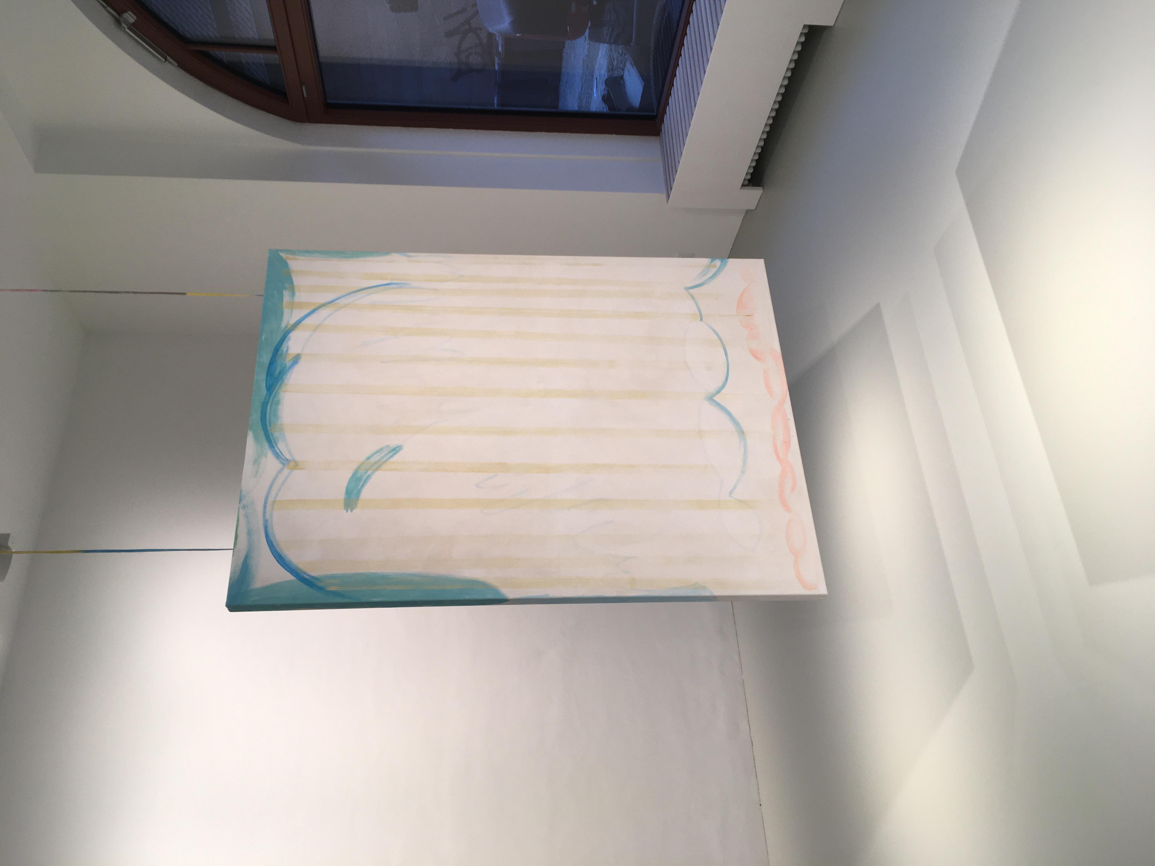 o.T /2020/ Acryl auf Leinwand/150x110cm