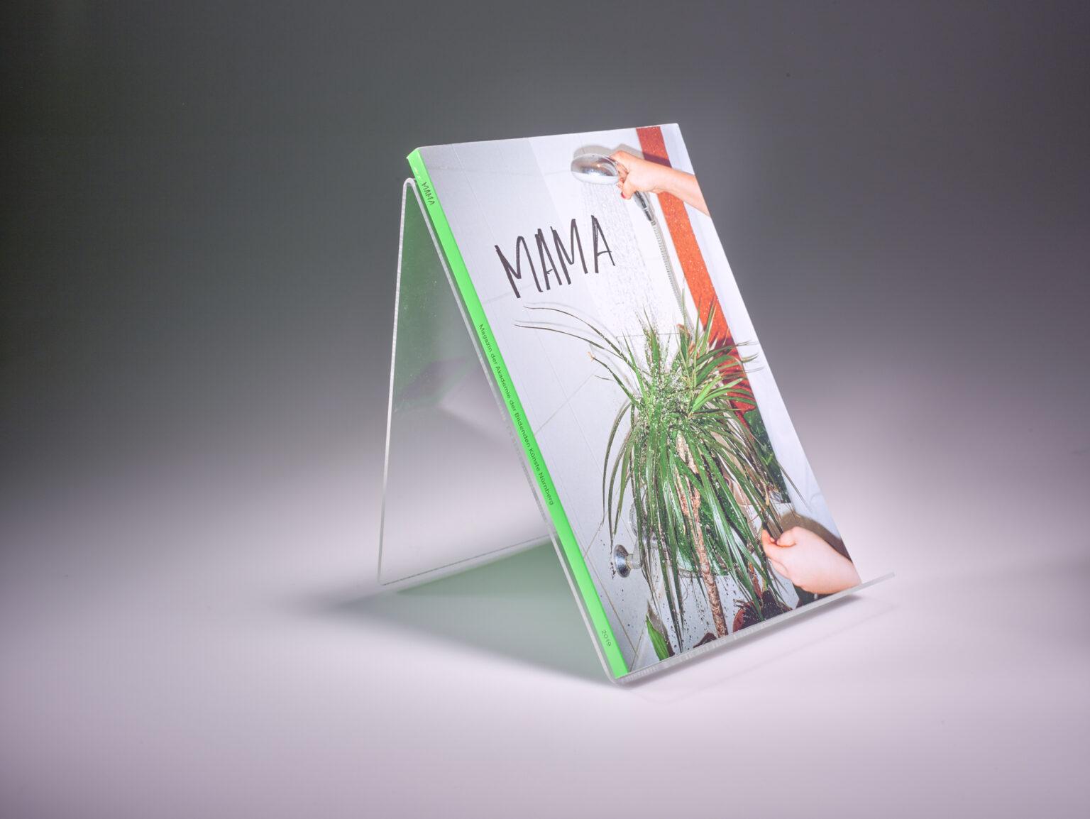 Mama Mag. der AdBK Nbg Nr.1 2019