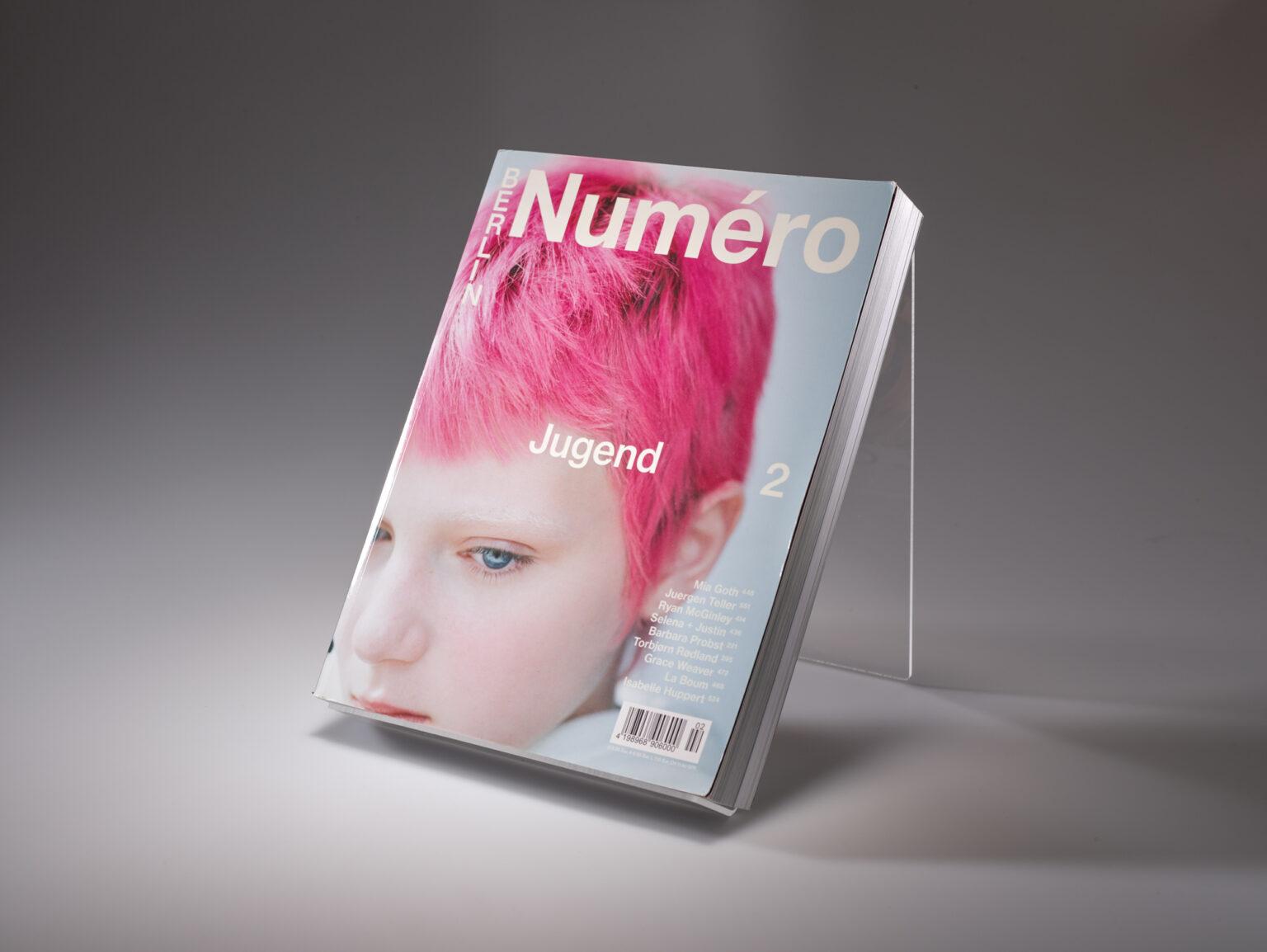 Numéro Berlin Jugend 2017