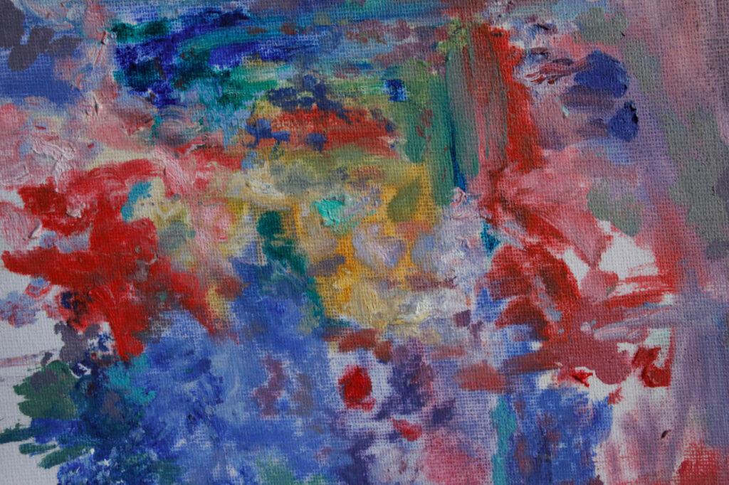 2020, Ölmalerei, Din4